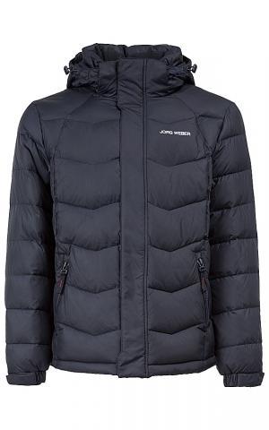 Стеганая утепленная куртка Jorg weber
