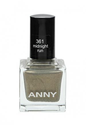 Лак для ногтей Anny. Цвет: серебряный