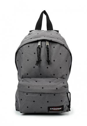 Рюкзак Eastpak. Цвет: серый