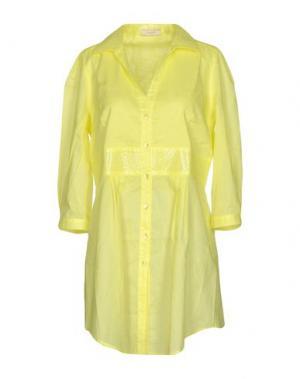 Pубашка MARANI JEANS. Цвет: кислотно-зеленый