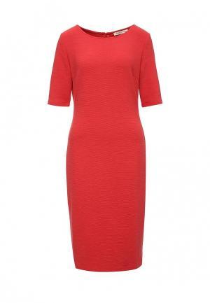 Платье Betty Barclay. Цвет: коралловый