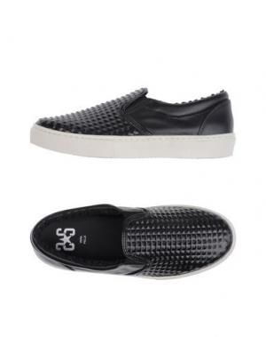 Низкие кеды и кроссовки 2STAR. Цвет: черный