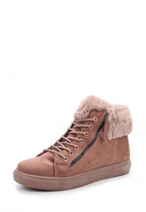 Кеды WS Shoes. Цвет: розовый