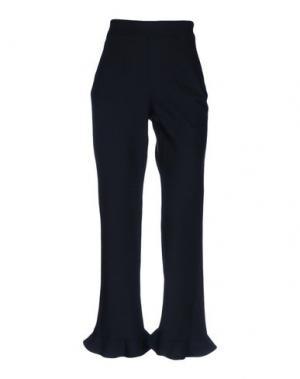 Повседневные брюки OPENING CEREMONY. Цвет: черный