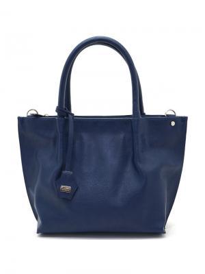 Сумка Solo true bags. Цвет: синий