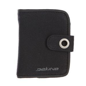 Кошелек женский  Mambo Wallet Black Dekline. Цвет: черный