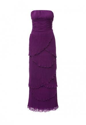 Платье Apart. Цвет: фиолетовый