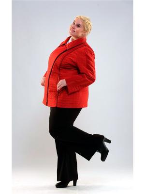 Куртка Trevery. Цвет: рыжий