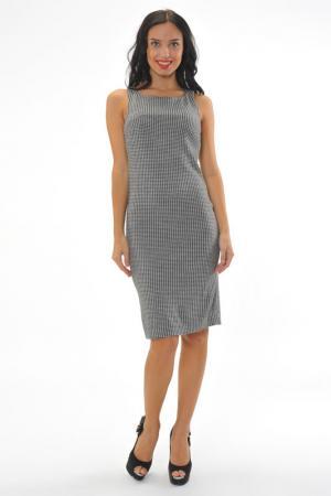 Платье Atos Lombardini. Цвет: черный, белый