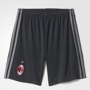 Игровые шорты ФК Милан Home  Performance adidas. Цвет: красный