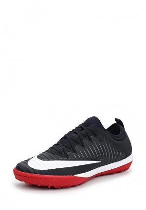 Шиповки Nike. Цвет: черный