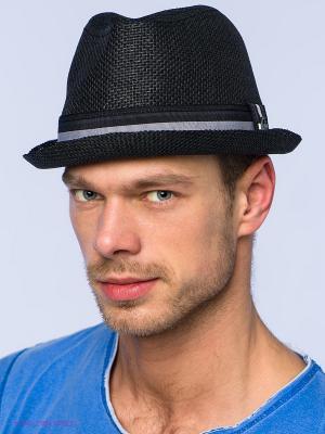 Шляпа Quiksilver. Цвет: черный