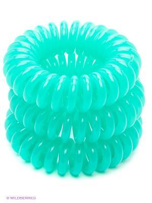 Резинка-браслет для волос Hair Bobbles HH Simonsen Мятная. Цвет: салатовый