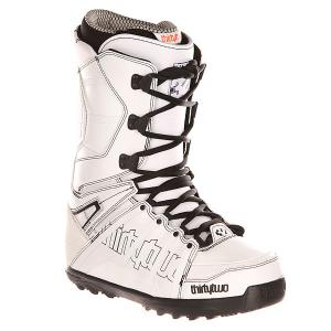 Ботинки для сноуборда  Z Lashed White Thirty Two. Цвет: белый