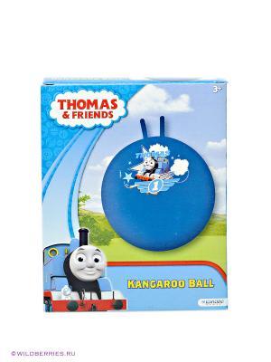 Мяч-попрыгунчик Паровозик Томас Mondo. Цвет: синий
