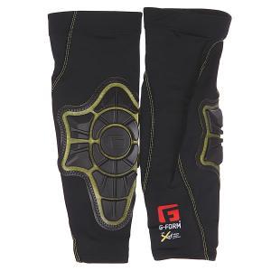 Защита  Pro-X Elbow Pads Black/Yellow G-Form. Цвет: черный,желтый