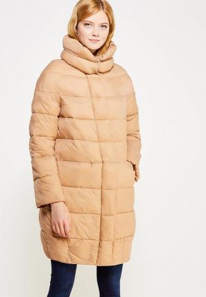 Куртка утепленная Rinascimento. Цвет: коричневый
