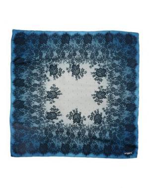 Платок UNGARO. Цвет: грифельно-синий