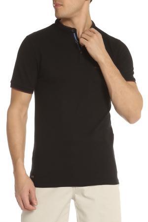 Рубашка-поло LE SHARK. Цвет: черный