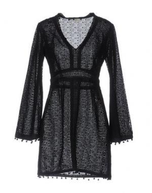 Короткое платье TALITHA. Цвет: черный