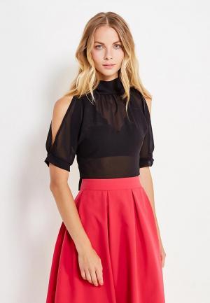Блуза Nife. Цвет: черный