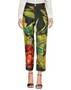 Повседневные брюки F.R.S.. Цвет: зеленый