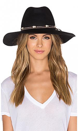 Шляпа buenos aires Lovely Bird. Цвет: черный