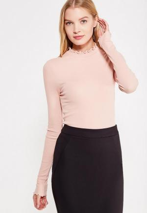 Водолазка Vero Moda. Цвет: розовый