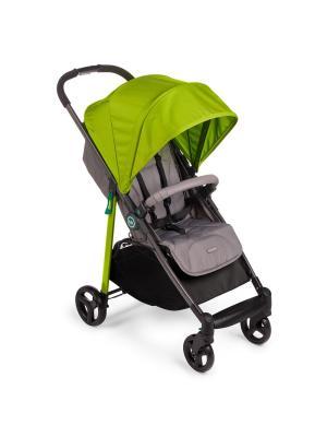 Коляска прогулочная CROSSBY Happy Baby. Цвет: зеленый