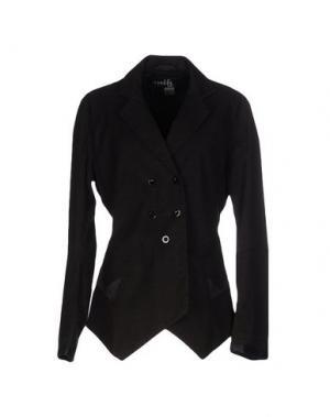 Пиджак LE CASUAL DE MARITHÉ + FRANÇOIS GIRBAUD. Цвет: темно-коричневый