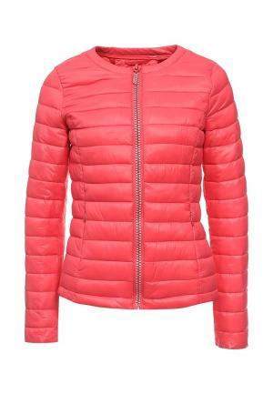 Куртка утепленная Z-Design. Цвет: коралловый