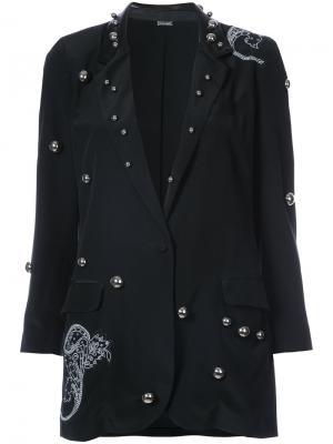 Пиджак Ralf Dodo Bar Or. Цвет: чёрный