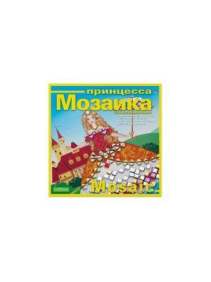 НАБОР ДЕКОРАТИВНАЯ МОЗАИКА  №8 ПРИНЦЕССА Альт. Цвет: салатовый, сиреневый, белый