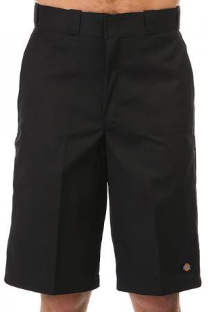 Шорты джинсовые  11 Inch Industrial Work Short Black Dickies. Цвет: черный