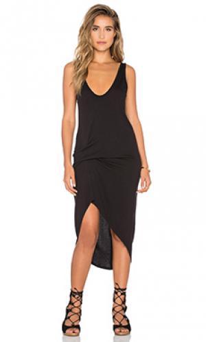 Платье bianca Riller & Fount. Цвет: черный