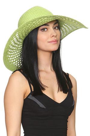 Шляпа Tonak. Цвет: салатовый