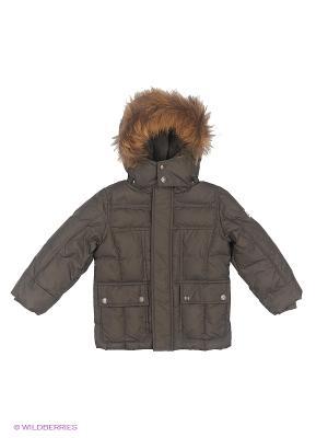 Куртка DIALINI. Цвет: серый