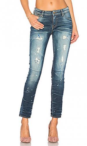 Узкие джинсы camaro PRPS Goods & Co. Цвет: none