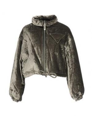 Куртка OPENING CEREMONY. Цвет: серый