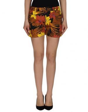 Повседневные шорты MACCHIA J. Цвет: коричневый