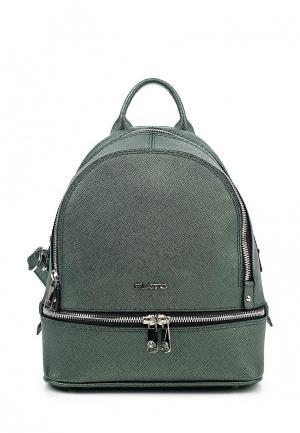 Рюкзак Fiato. Цвет: зеленый
