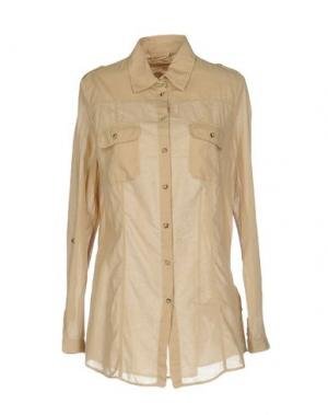 Pубашка DONNAVVENTURA BY ALVIERO MARTINI 1A CLASSE. Цвет: песочный