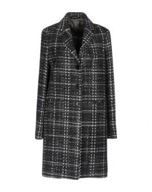 Пальто EN AVANCE. Цвет: свинцово-серый