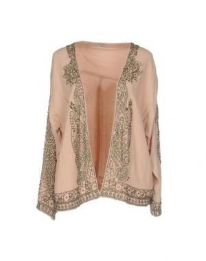 Пиджак INTROPIA. Цвет: телесный
