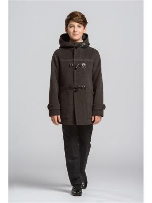 Пальто Stillini. Цвет: темно-серый