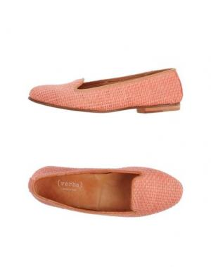 Мокасины ( VERBA ). Цвет: розовый