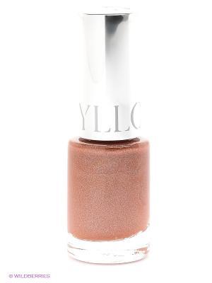 Лак для ногтей ИЛЛОЗУР. Цвет: светло-коричневый