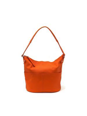 Сумка Solo true bags. Цвет: оранжевый