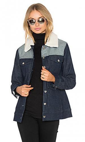 Куртка arya Lucca Couture. Цвет: none