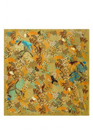 Шелковый платок 183350 Moltini. Цвет: разноцветный